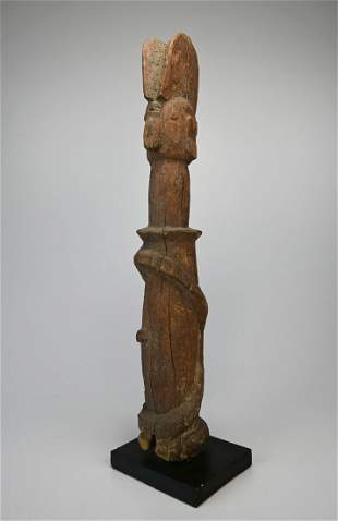 A Rare Wurkun Shrine Idol, African Art