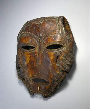A Rare Lega Bone Mask Ex Adelman collected 1960