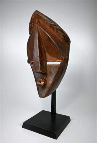 A Very Rare Old Lawalwa Mask Ex Mark Eglinton