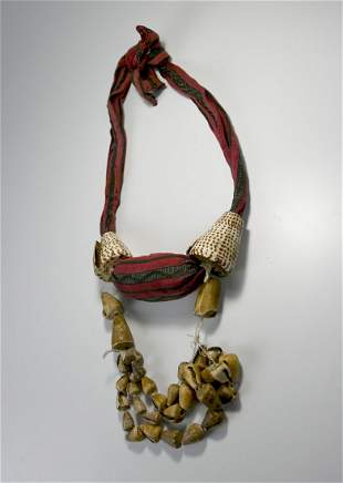 Antique Bontoc Tribal Belt from the Philippines