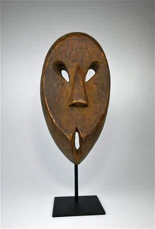 A Very Rare Hunde Mask Ex Joseph Gerena NYC 1989