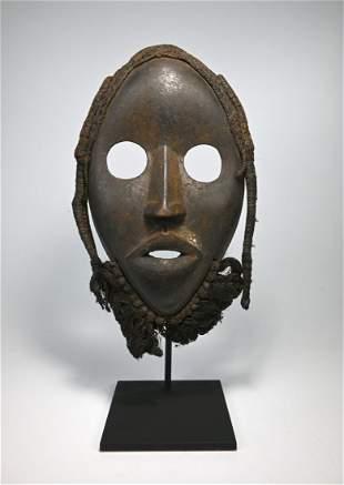 A Dan African mask, African Art