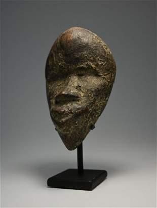 A Rare Old DAN Passport Mask Ex Charles Jones 1993