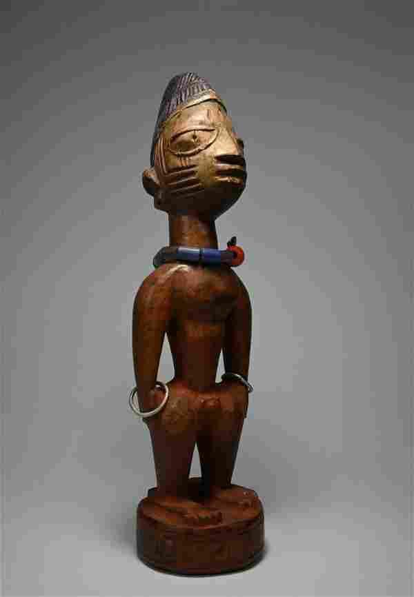 Classic Yoruba Ibeji Twin Idol Ex Evan Mauer Collection