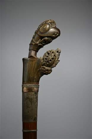 Rare Sewar Dagger from Sumatra Ex Bernheimer Estate