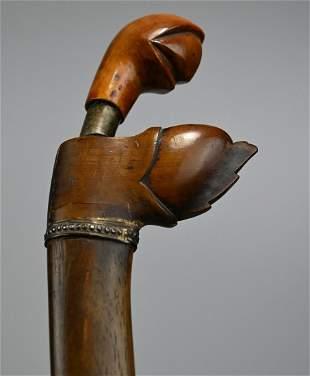 A Fine Sewar Dagger from Sumatra Ex Galerie Antipodes