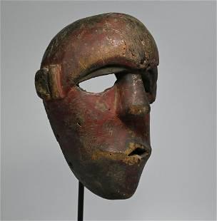 A Very Old Ogoni Elu Mask