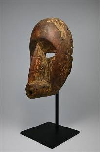 A Fine Old Dan Gagon Mask