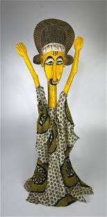 Published Sogo Bo Bozo Marionette Ex Dr Peter Rosen