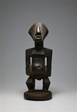 A Songye Magic Fetish Figure Ex Leonard Kahan Gallery