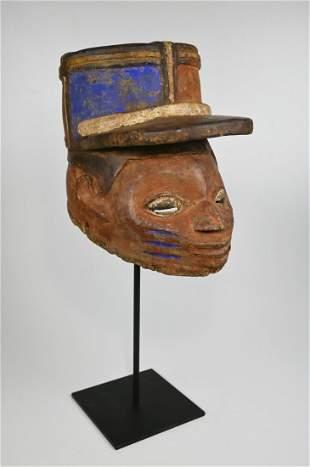 A Yoruba Gelede Mask Ex Sotheby's Park Bernet 1960s