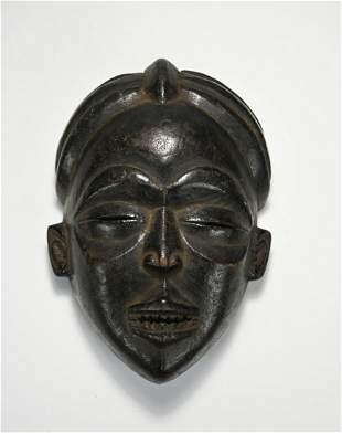 A Fine Chokwe African mask Ex Irwin Hersey, 1988