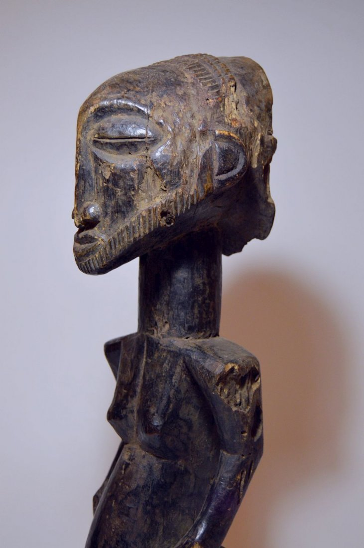 Old Hemba Male Singiti Ancestor sculpture, African Art - 2