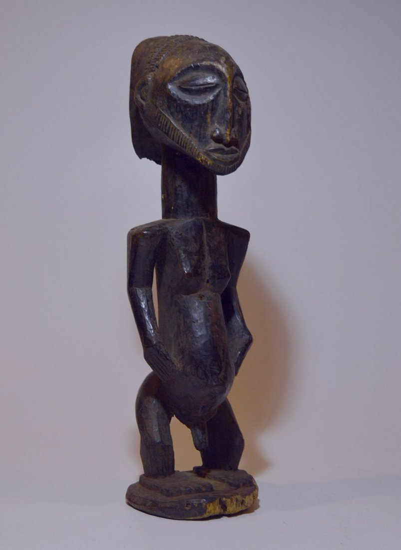 Old Hemba Male Singiti Ancestor sculpture, African Art - 4