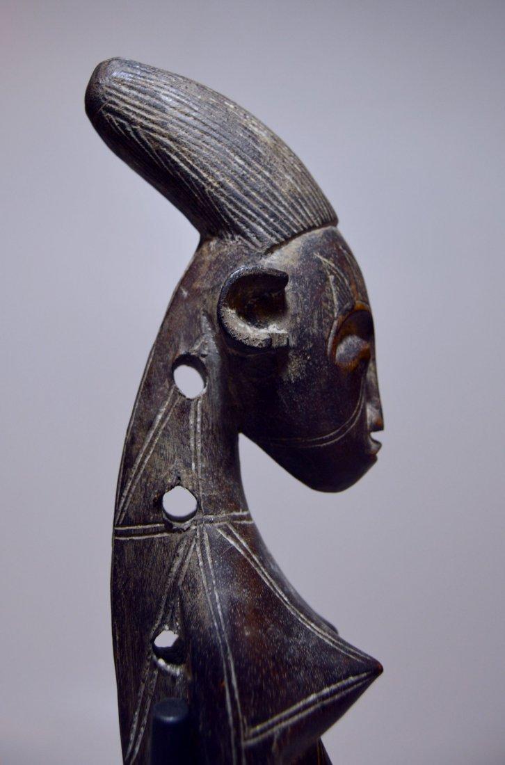 A Fine Mangbetu Harp , African Musical Instrument - 3