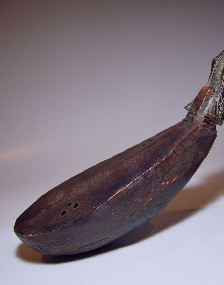 A Fine Mangbetu Harp , African Musical Instrument - 5