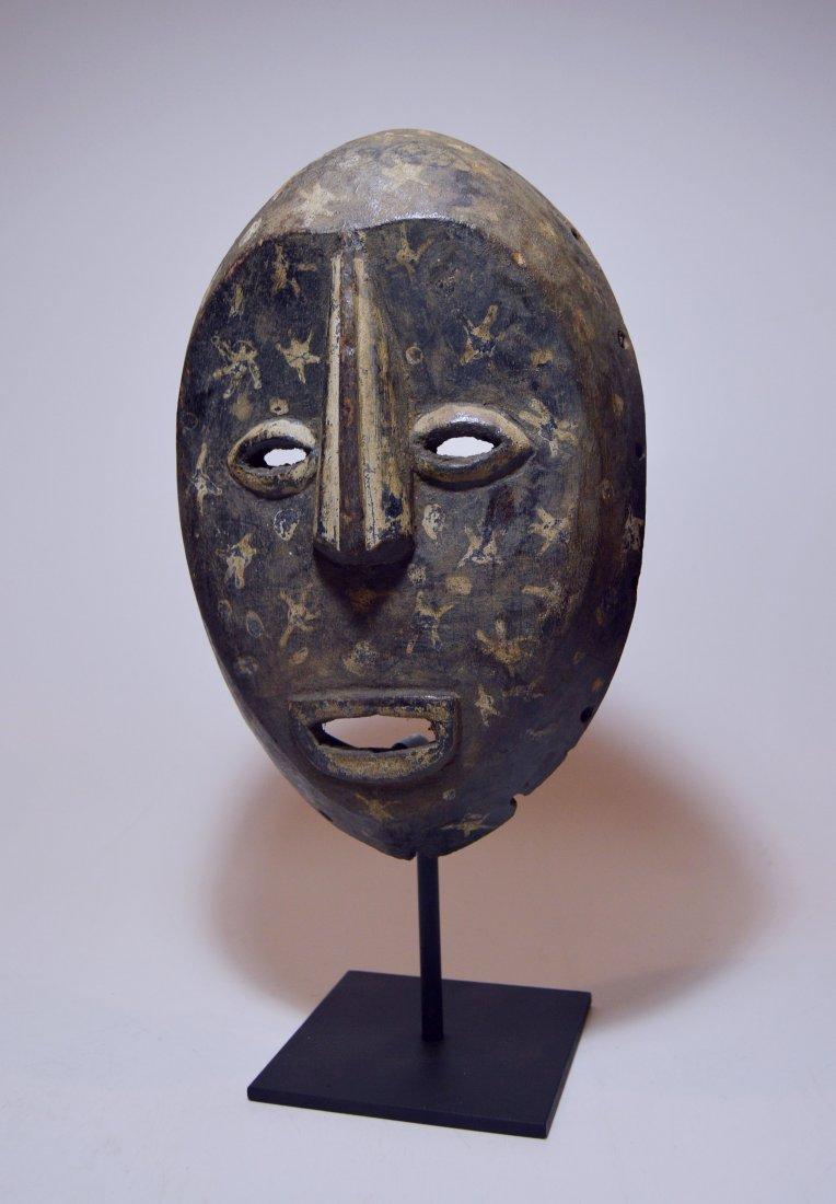 A Lega Bwami Society Dance Mask, African Art