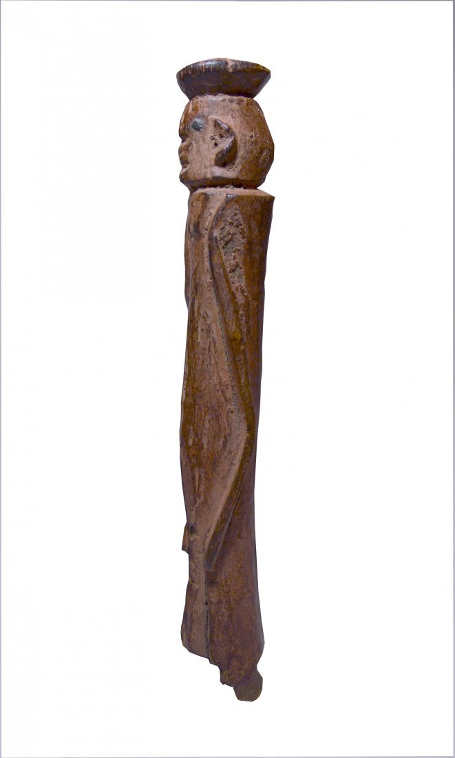Old Wurkun abstract African Sculpture, African Art