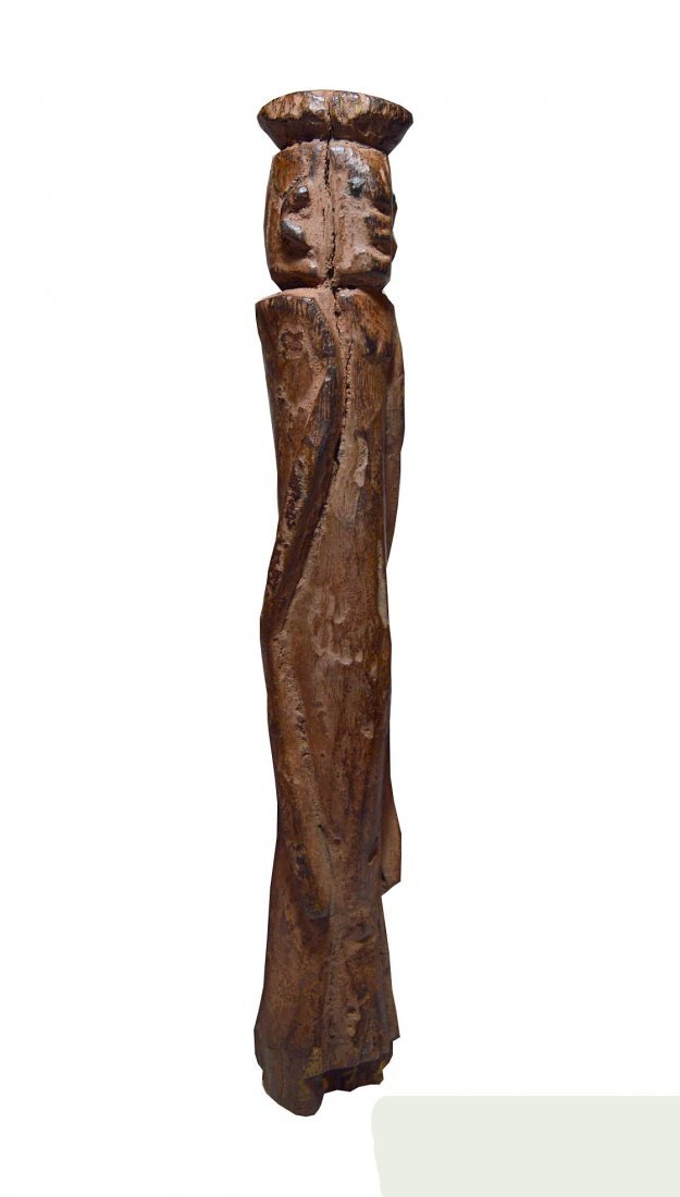 Old Wurkun abstract African Sculpture, African Art - 2