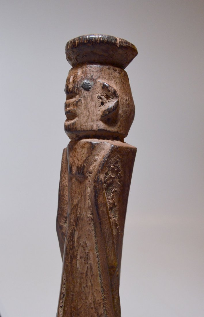 Old Wurkun abstract African Sculpture, African Art - 3