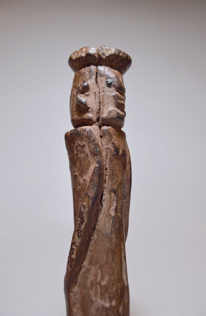 Old Wurkun abstract African Sculpture, African Art - 7