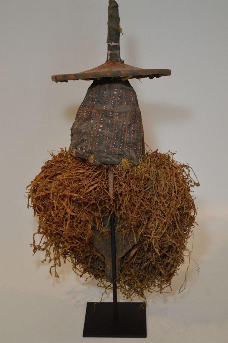 A Rare Yaka N-Khanda African mask , African Art - 7