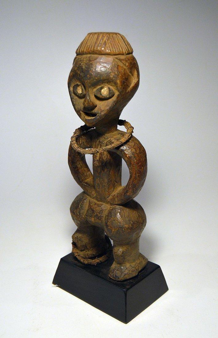 Rare Azande Female idol, African Tribal Art