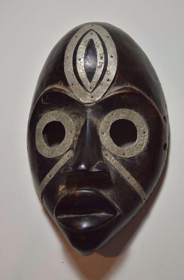 DAN Poro Secret Society Mask, African Tribal Art