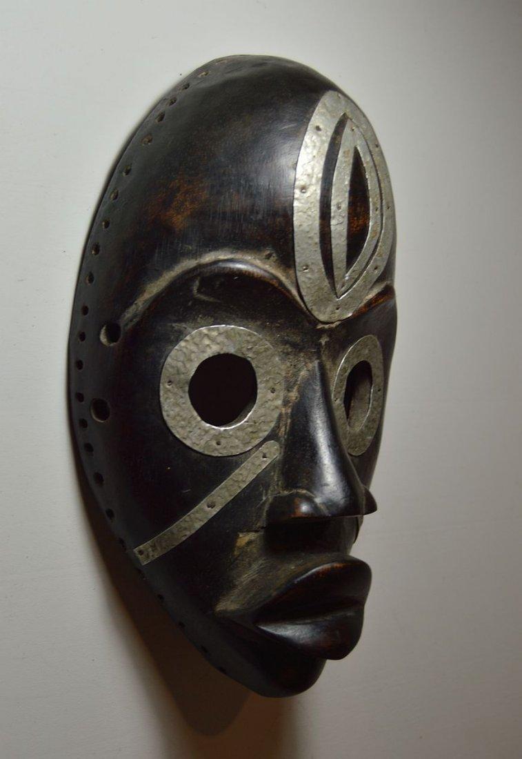 DAN Poro Secret Society Mask, African Tribal Art - 2