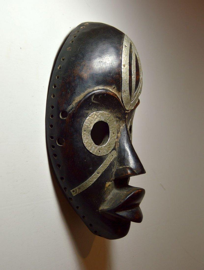 DAN Poro Secret Society Mask, African Tribal Art - 3