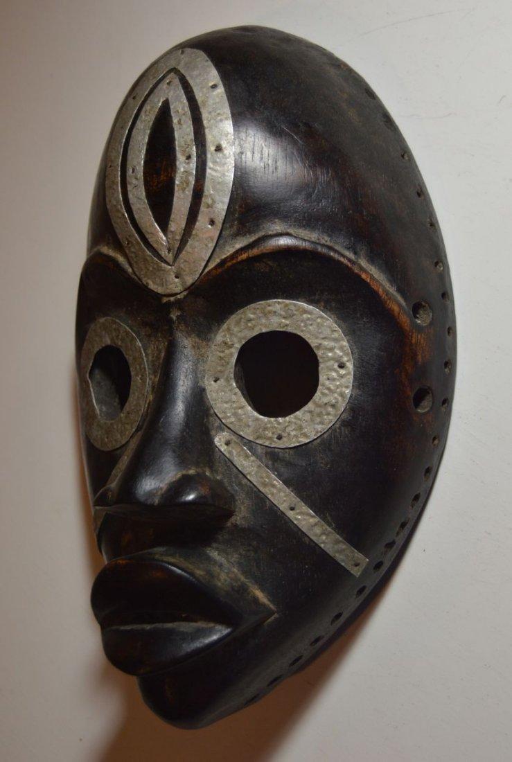DAN Poro Secret Society Mask, African Tribal Art - 4