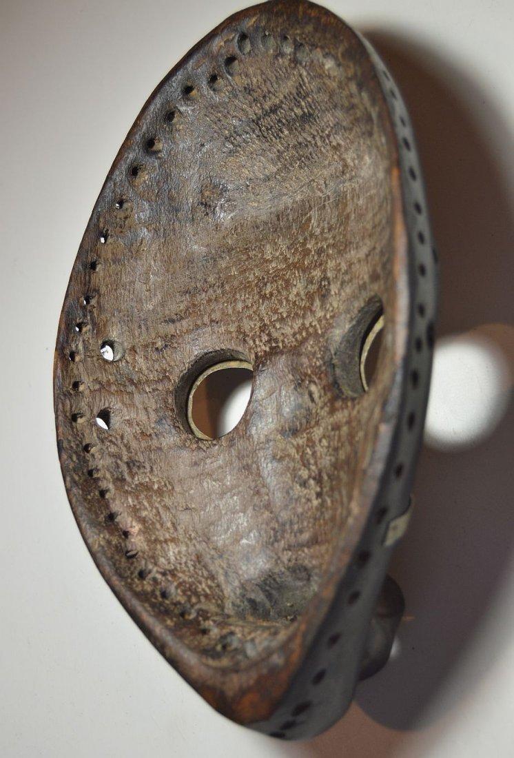 DAN Poro Secret Society Mask, African Tribal Art - 6