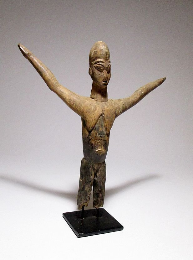 Old Lobi Bateba Ti Puo Shrine idol , African Tribal Art