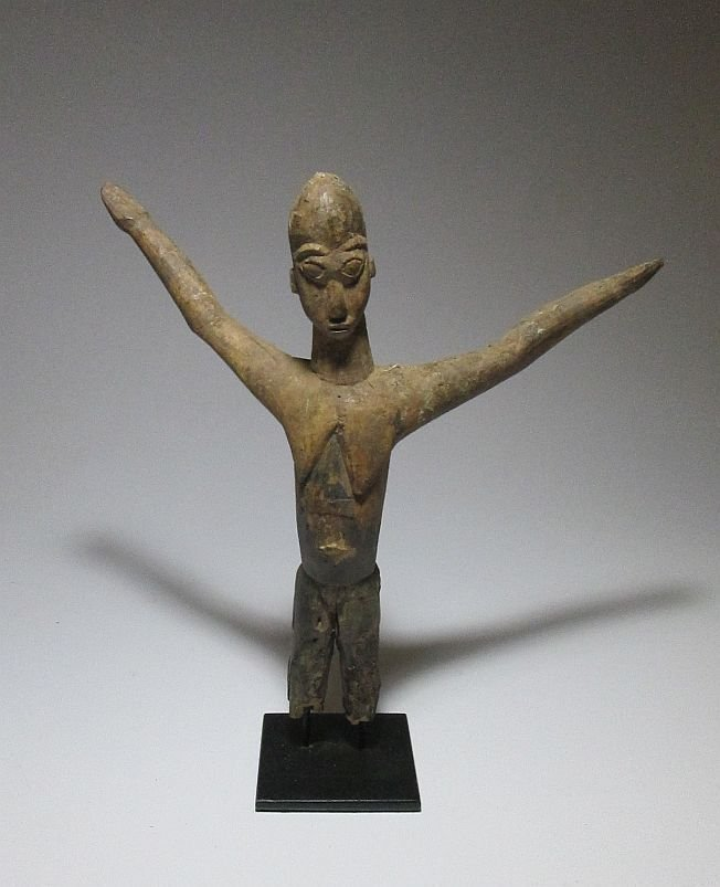 Old Lobi Bateba Ti Puo Shrine idol , African Tribal Art - 2