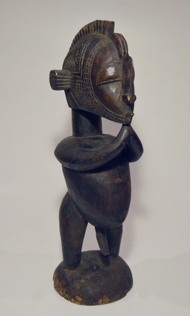 Stylized Nimba Ancestor from the Baga , African Art - 2