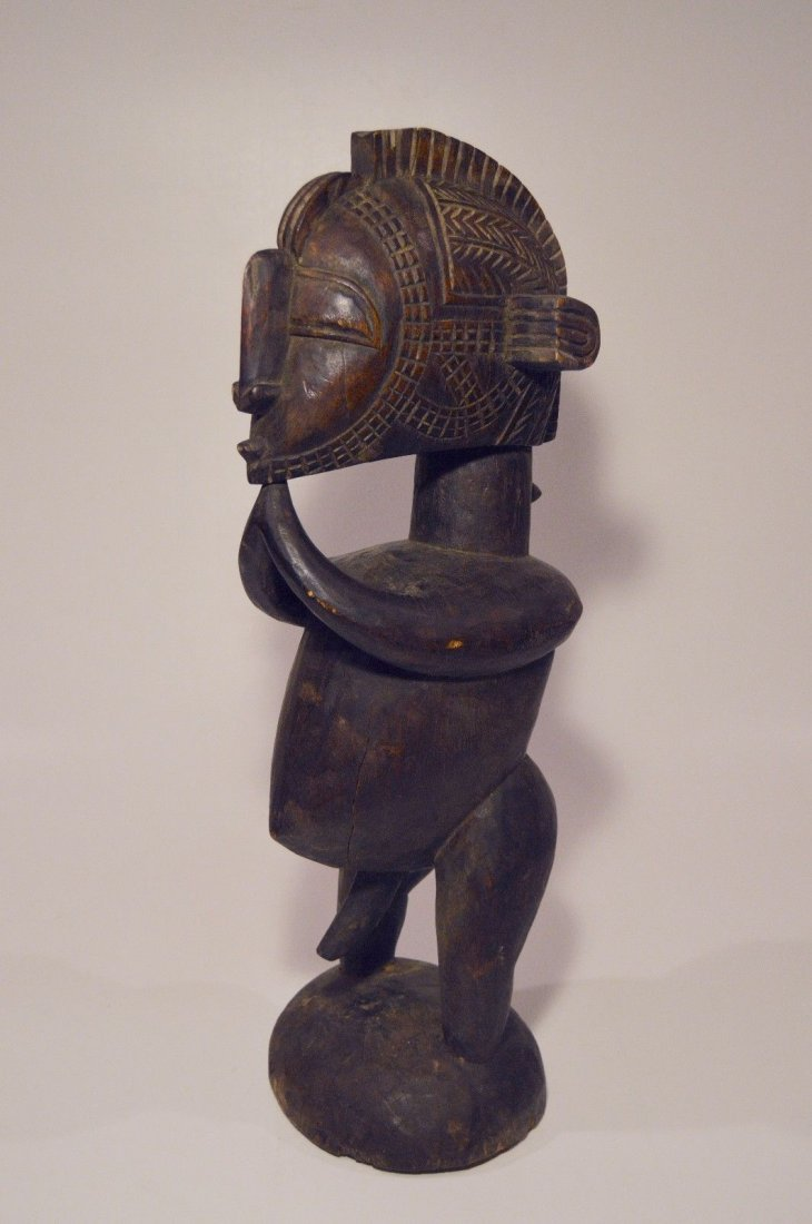 Stylized Nimba Ancestor from the Baga , African Art - 3