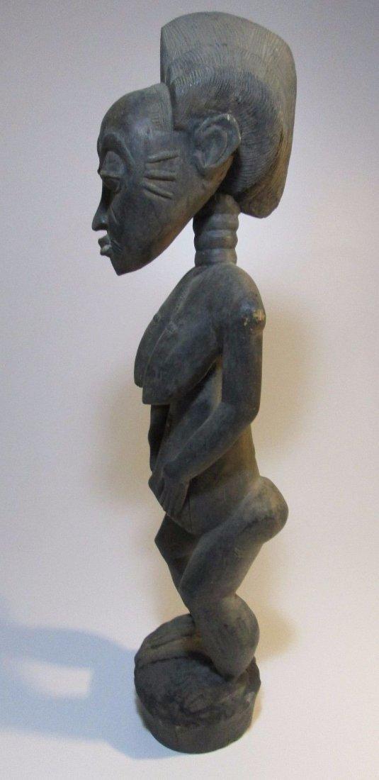Large Baule female idol ~ Ex Steve Tobin Collection - 2