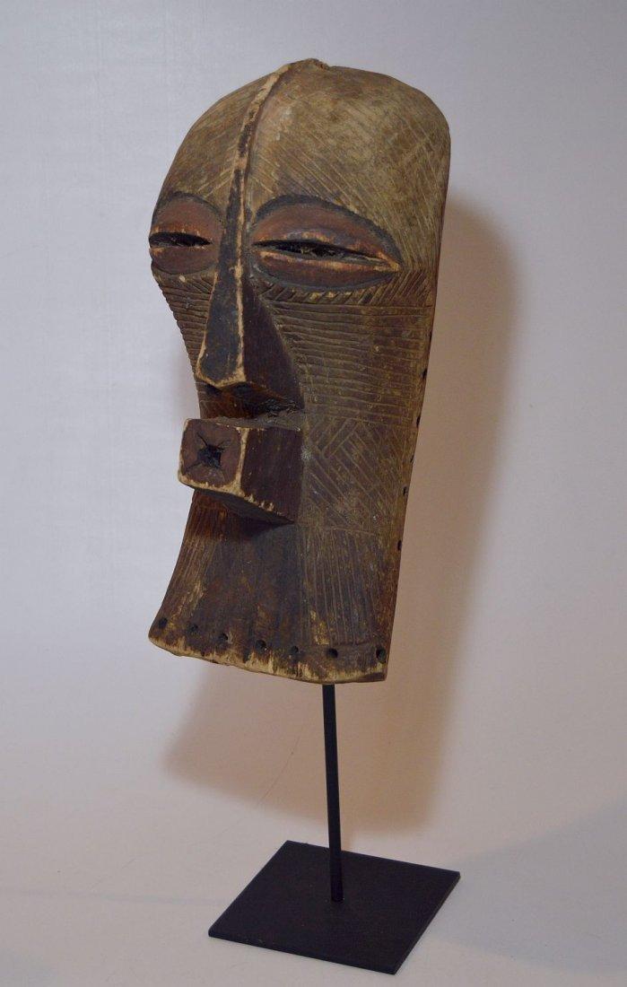 Fine Old Songye Kifwebe Society African mask