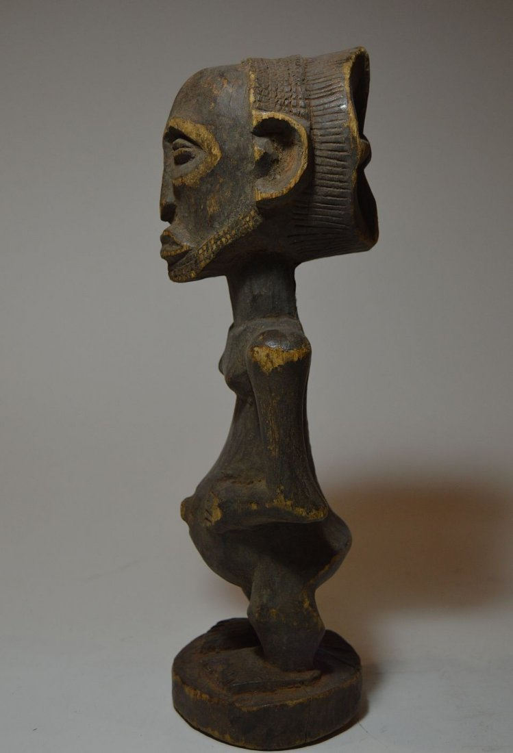 Old Hemba Male sculpture, African Tribal Art - 3