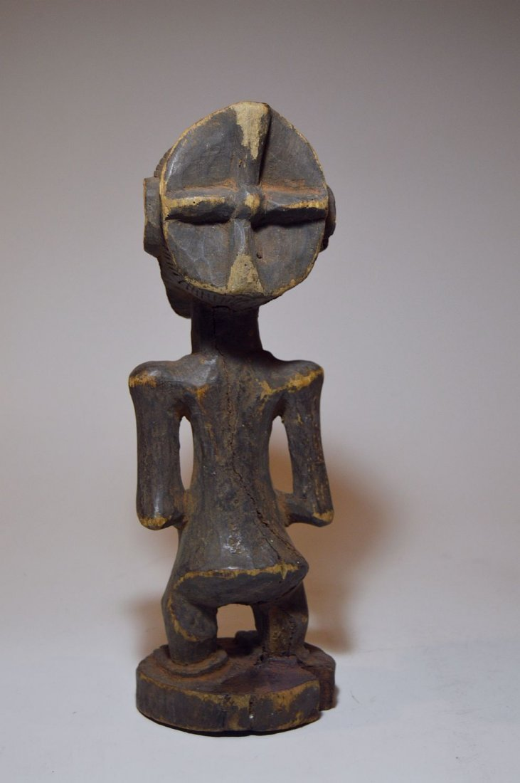 Old Hemba Male sculpture, African Tribal Art - 4