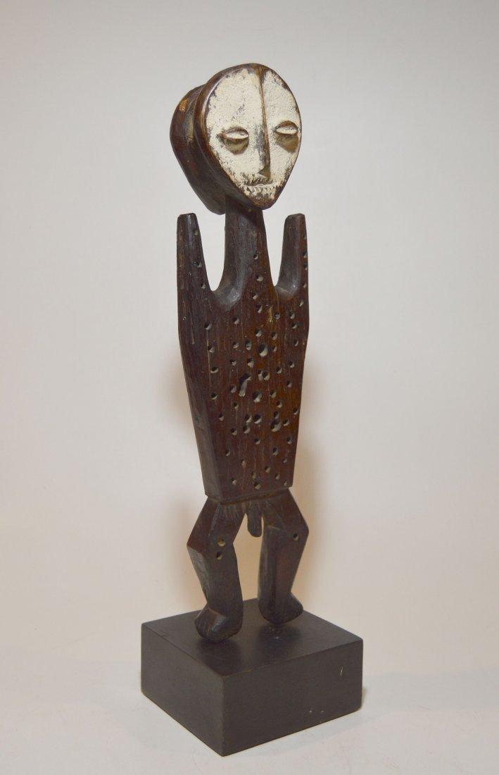 Rare Old janus Male & female Lega idol, African Tribal - 2