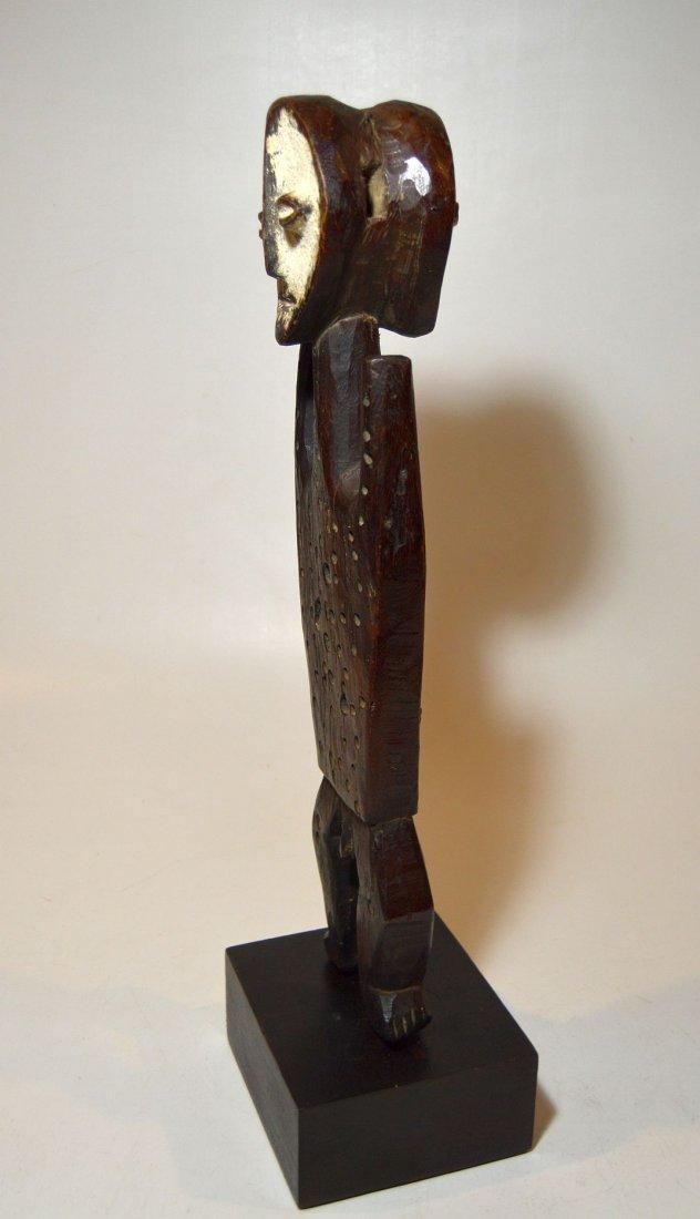 Rare Old janus Male & female Lega idol, African Tribal - 5
