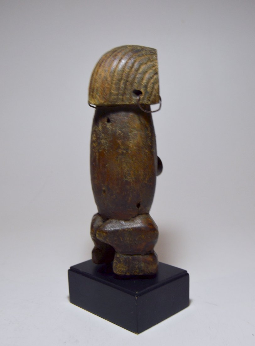 Rare Old Azande abstract African Art sculpture - 4