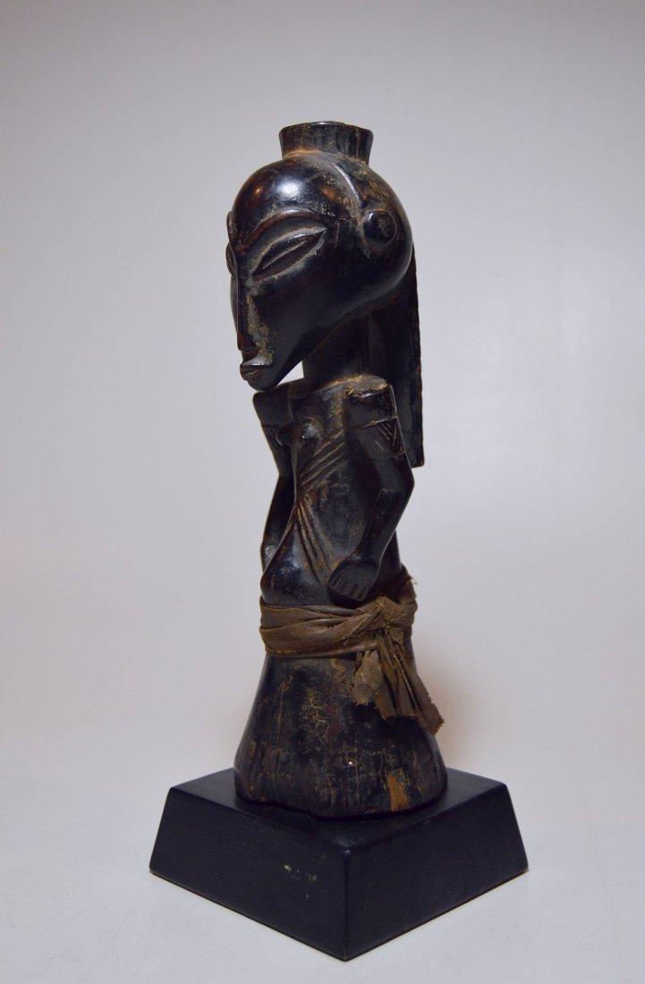 Bold Kusu magic Fetish sculpture African Tribal Art