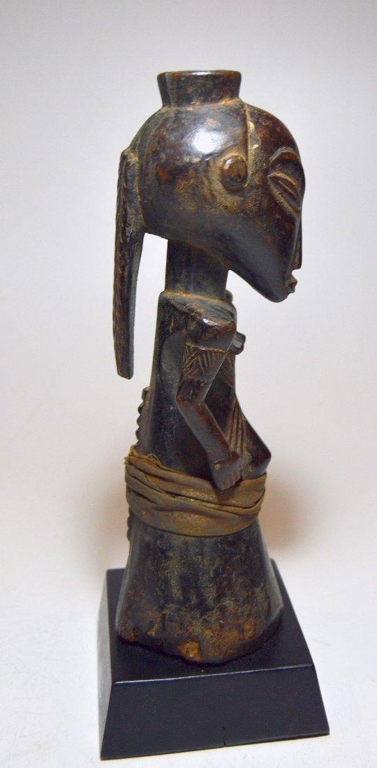 Bold Kusu magic Fetish sculpture African Tribal Art - 4