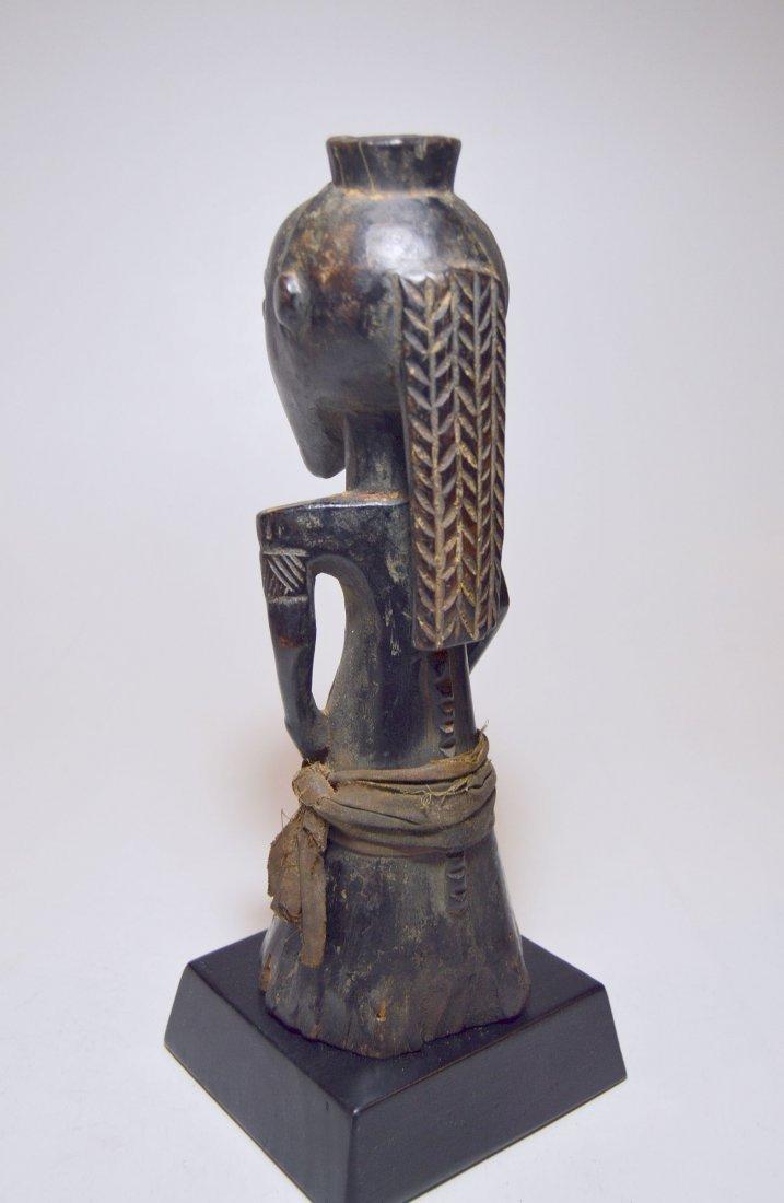 Bold Kusu magic Fetish sculpture African Tribal Art - 5
