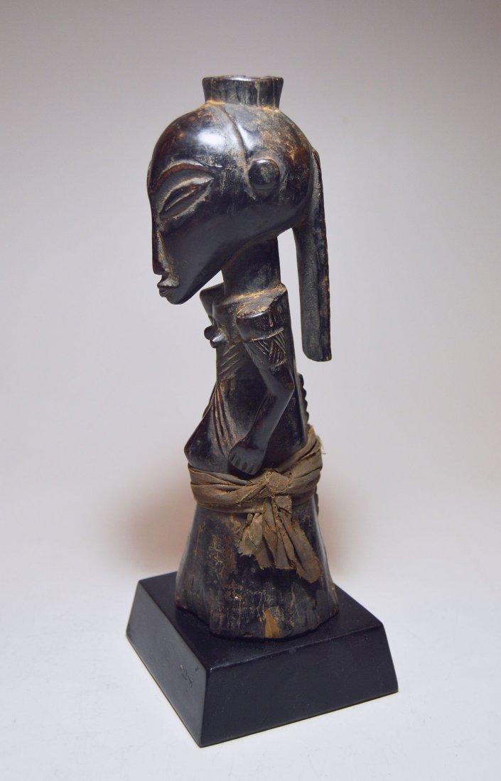 Bold Kusu magic Fetish sculpture African Tribal Art - 6