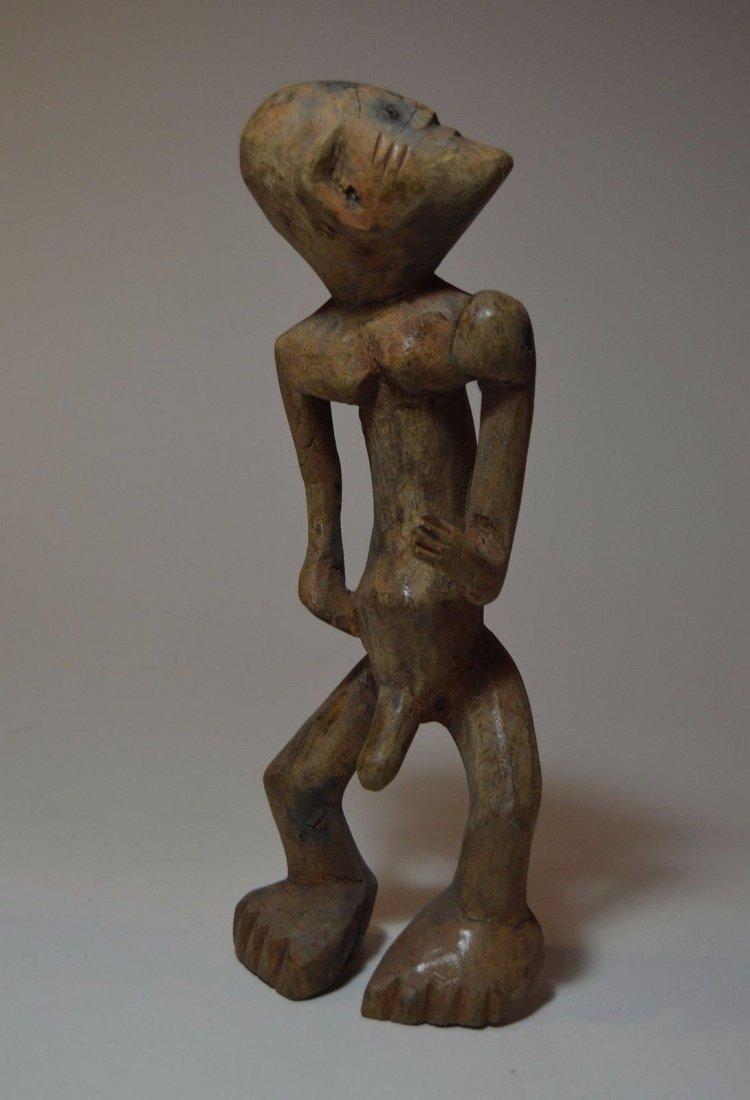 Rare Old Nyamwezi Articulated sculpture African Art