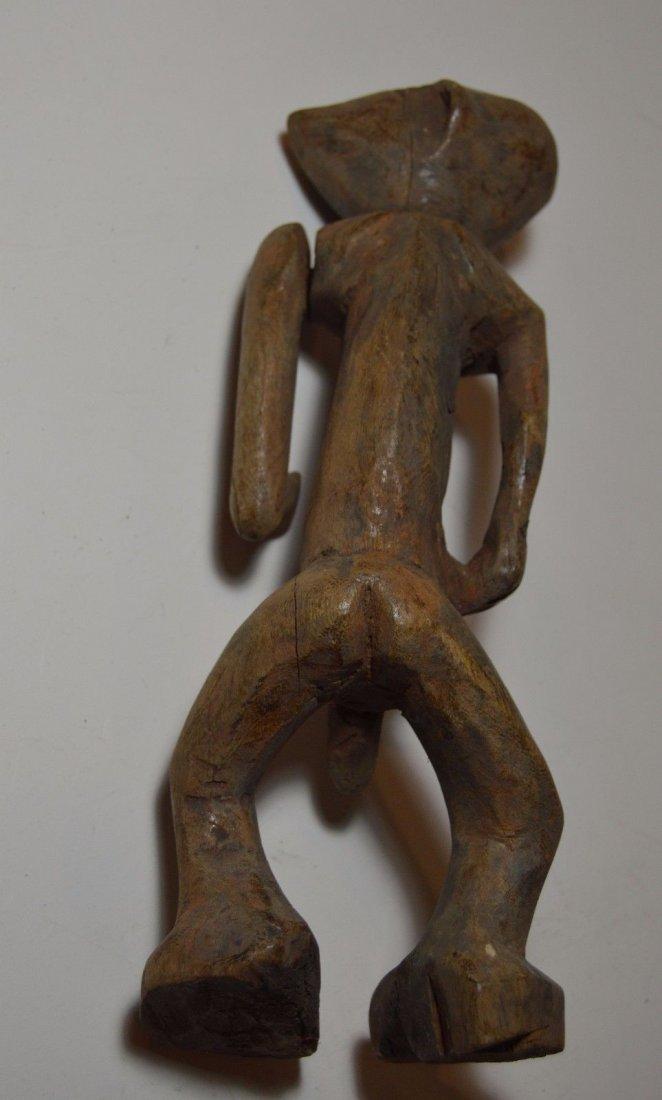 Rare Old Nyamwezi Articulated sculpture African Art - 5