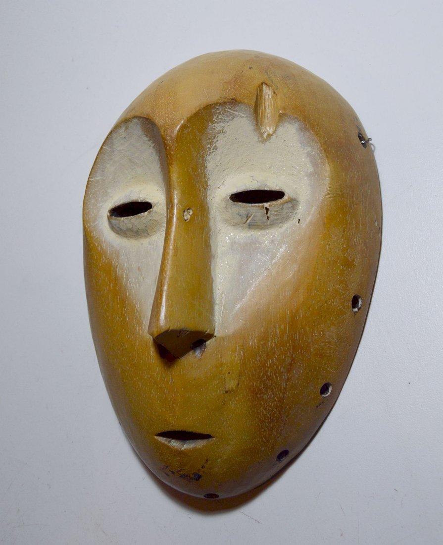 A Lega Bwami Society African Mask